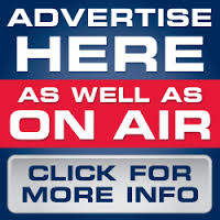 Advertise Here As Well As On The Air